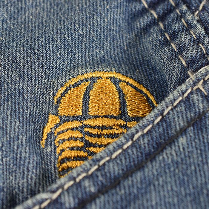 Trilobite 661 PARADO Jeans T/ÜV CE Blue 46